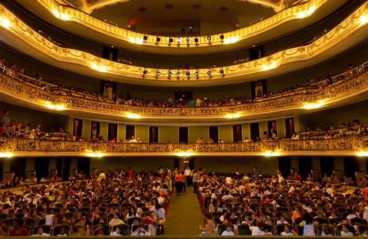 Teatro Municipal de são Paulo – SP