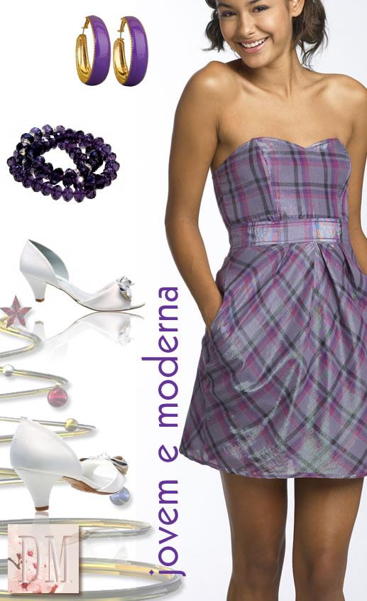 Vestidos Tomara-Que-Caia Modelos 2011