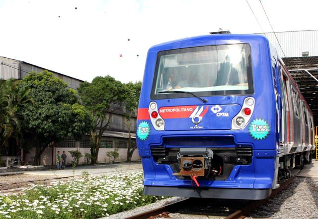 CPTM – trem