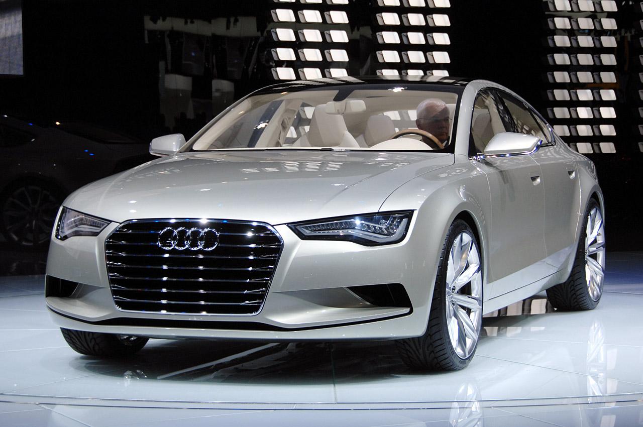 Novo Audi A7 Fotos e Preços 2011