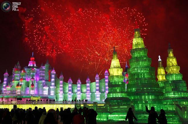 Festival de Inverno na China 2011