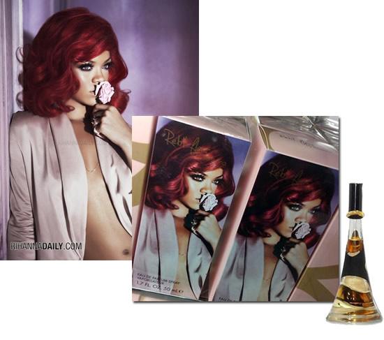 Novo Perfume Rihanna Reb' l Fleur