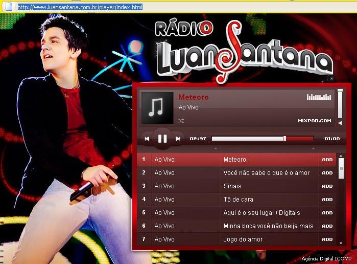 Rádio Luan Santana