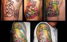 Tatuagens Masculinas 2011