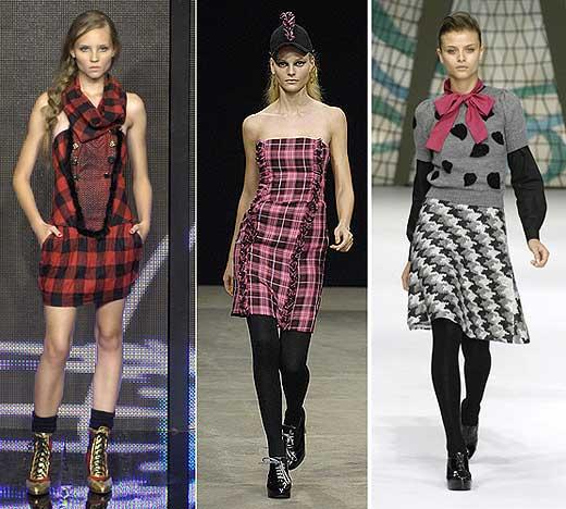 Moda Xadrez 2011