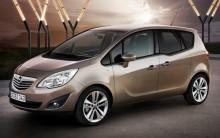 Opel Meriva 2011 – Fotos