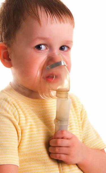 Asma e Bronquite na Infância – Dicas de Cuidados
