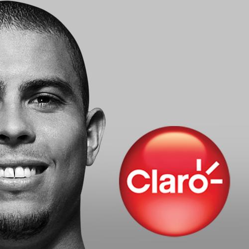 Twitter Claro Ronaldo Fenômeno