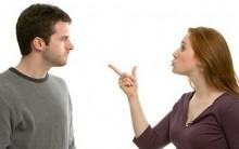 Brigas Com Namorado – Chega!