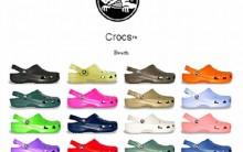 Estilo De Crocs