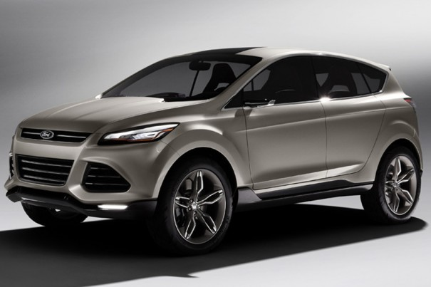 Novo Ford Vertrek – Informações