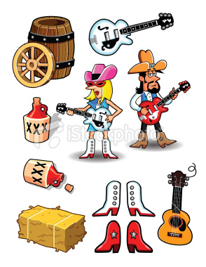 Ouvir Música Country