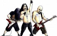 Ouvir Músicas Metal
