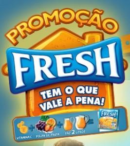 Promoção Suco FRESH