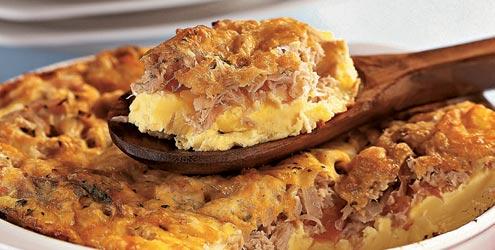 Receita Omelete De Forno – Passo Á Passo