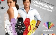Relógios Champion – Moda 2011