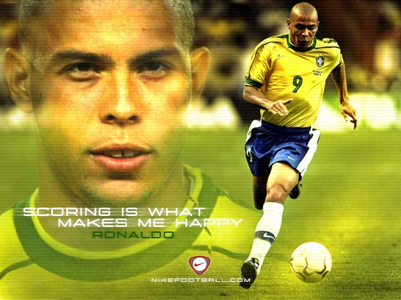 Ronaldo Fenômeno Se Aposenta