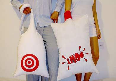 Travesseiros Personalizados – Modelos