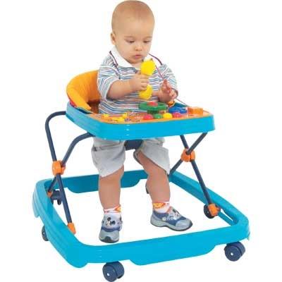 Andador Vira Inimigo da Saúde do Bebê