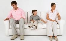 Como  Explicar o Divórcio ao Filho