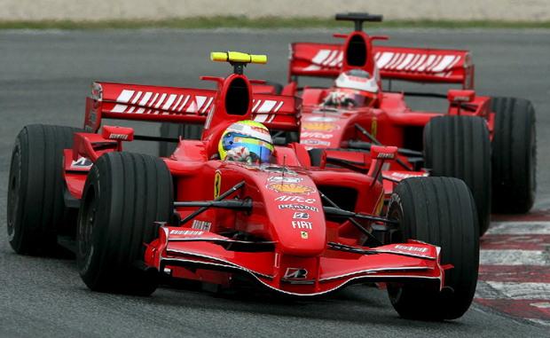 Tabela Formula 1 2011