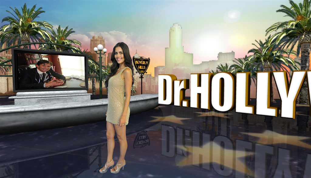 Dr. Hollywood Rede TV – Dr. Robert Rey