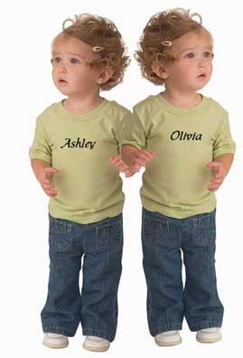 Dicas Para Não Confundir Gêmeos