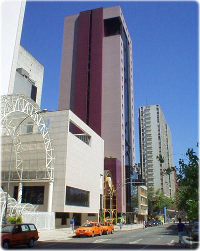 Hotéis em Curitiba- Telefone e Endereços