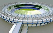 Fotos do Novo Estádio do Maracanã Para 2014