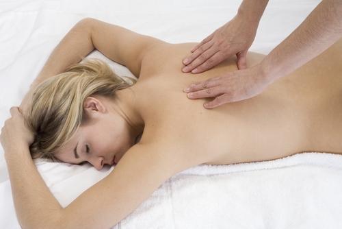 Massagem Terapia Para o Corpo