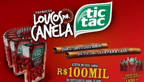 Promoção Tic Tac 2011