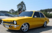 Chevette Tunados – Fotos