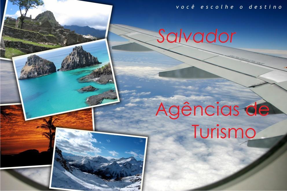 Agências de Turismo em Salvador- Telefones e Endereços