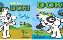 CD E DVD Doki Ao Vivo