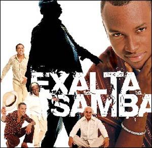 CD E DVD Exaltassamba Ao Vivo
