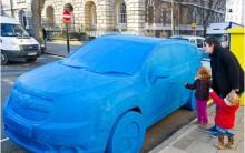 Carro De Massa De Modelar – Maior Do Mundo – Fotos