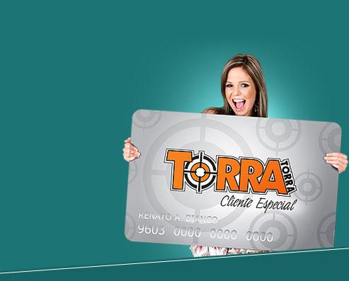 Cartão Torra Torra- Como Solicitar