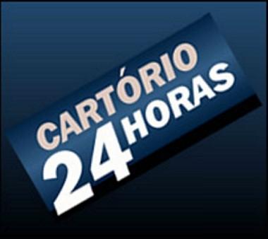 Cartório 24 Horas Online- Solicitar Certidões