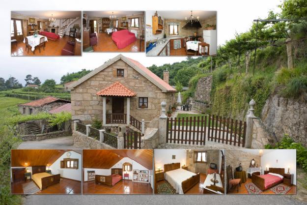 Casa de Turismo Rural em Portugal- Informações