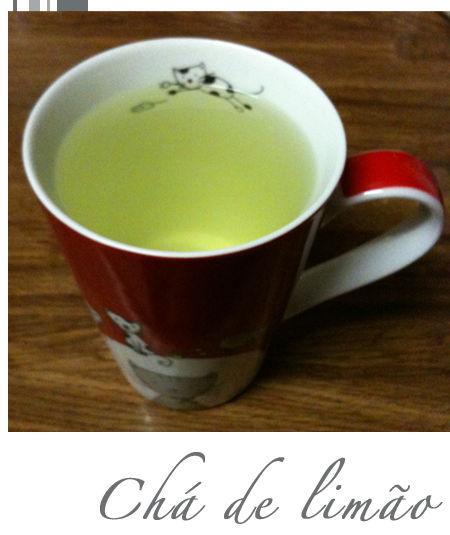 Chá de Limão- Benefícios