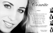Modelos de Convites de Formatura- Fotos
