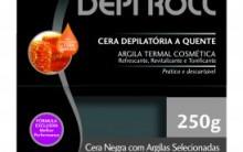 Depi Roll – Cera Negra Com Argila