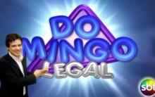 Domingo Legal SBT Com Celso Portiolli