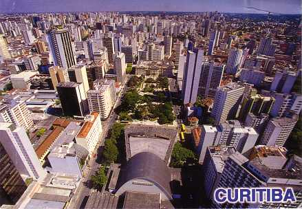 Eventos em Curitiba- Calendário e Informações