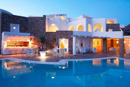 Hotéis na Grécia- Reserva e Informações Online