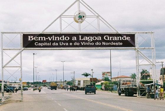 Lagoa Grande Pernambuco- Informações