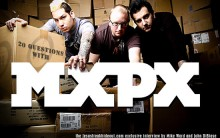 Novo Álbum do MxPx