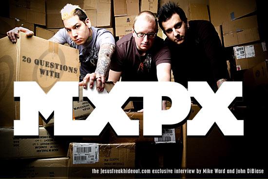 Novo Álbum do MxPx