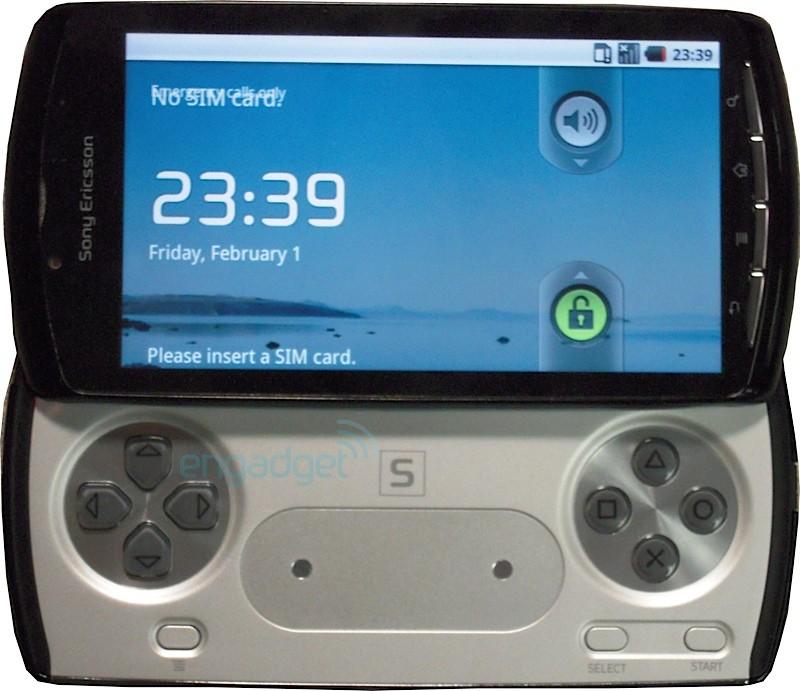 Novo Playstation Phone