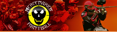 Mercenários Paintball
